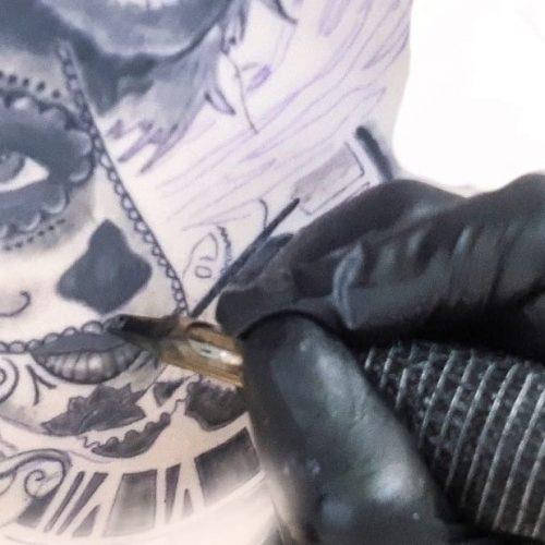 dettaglio tattoo