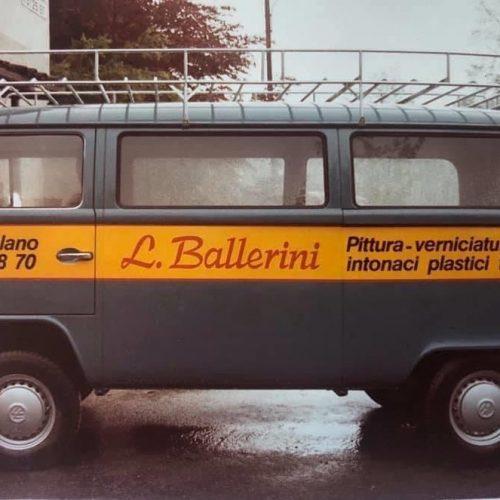 furgone storico