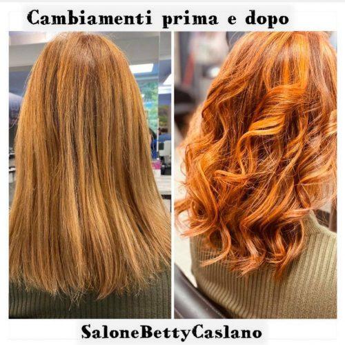 Salone Betty colore Caslano